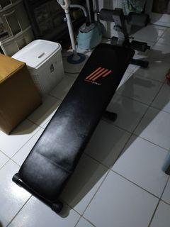 Gym/exercise bench