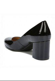 Naturalizer Patent Black Heels