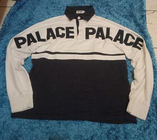 Polo Longshirt Rugby Palace Vintage
