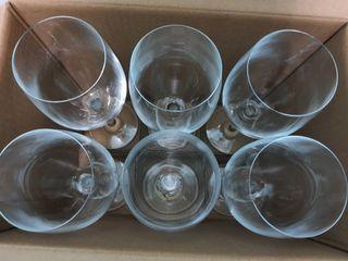 Red wine glass (6 per set)
