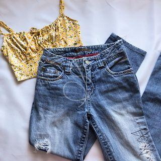 Ripped (Tattered) Jeans