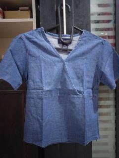 SALE Preloved Atasan Jeans