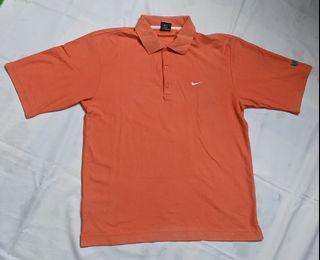 T-shirt collar Nike golf