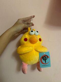 黃色小雞玩偶