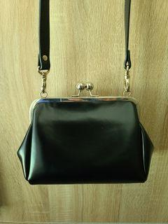 黑色復古包包#斷捨離