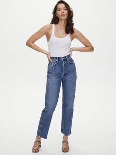 Aritzia Agolde 90s jeans