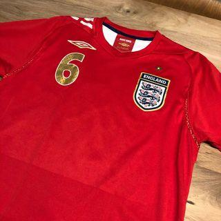 Baju Bola England Terry #6