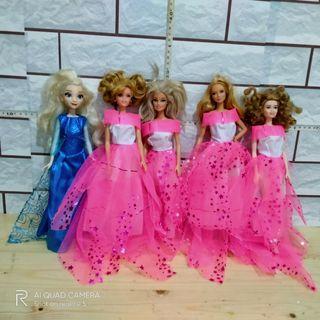 Barbie Ori Mattel,sisa NO.1 dan No.2.