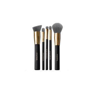 Billion Dollar Brows - Charcoal 5 piece brush set