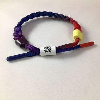 🤡Braided Bracelet (Blue, Red & Yellow Combo colors)