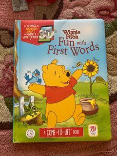 Hippo Magic Winnie the Pooh Fun with First Words
