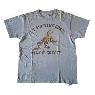 Looney Tunes Tshirt Wile E Coyote