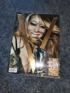 Mariah Carey - V Magazine