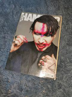 Marilyn Manson - Metal Hammer Magazine