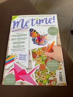 Me Time Activity Book for Adults