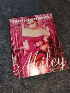 Miley Cyrus - Wonderland Magazine