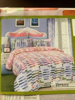 Naturel Eco Bedding by Family Home 4 pc King sized bed sheet
