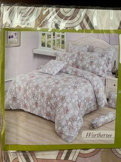 Naturel Eco Bedding by Family Home 4 pc Queen  Set