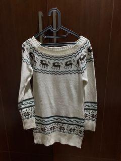 Preloved sweater jepang