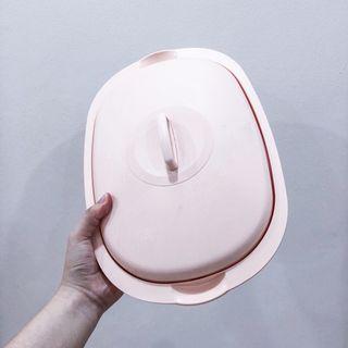 Tupperware Pink Pastel Kitchen Set