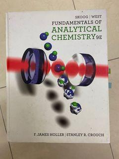 分析化學精裝版