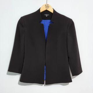 Black Blazer Woman - 99% New