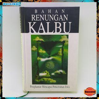 Buku Bahan Renungan Kalbu Original By Ir. Permadi Alibasyah   Pengantar Mencapai Pencerahan Jiwa