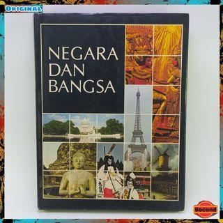 Buku Seri Negara Dan Bangsa Di Dunia Original Tahun 1989   Afrika Asia Buku Ke 2