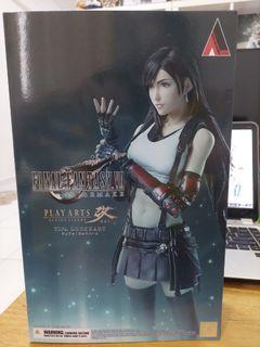 Final Fantasy 7 Remake Playarts Kai Tifa (Japan new face)