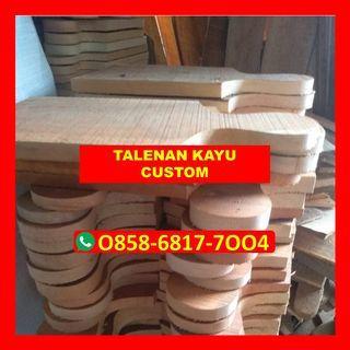 GROSIR WA O858-68I7-7OO4 Jual Talenan Kayu Custom Medan Talenan