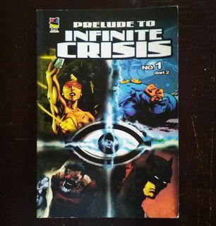 Infinite Crisis DC - Marvel Comics