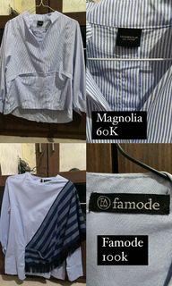 Kemeja Magnolia & Famode