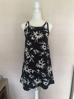 Kitschen Floral Fashionable Dress