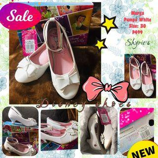 Marga Pumps White Shoes..