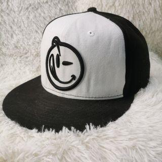 New Era x Yums Smiley Snapback Cap Hat