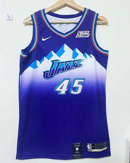 Nike Utah Jazz jersey Donovan Mitchell #45