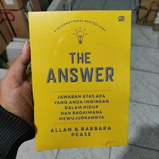 Novel The Answer