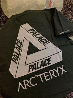 PALACE  x  ARCTERYX  3M反光T-shirt