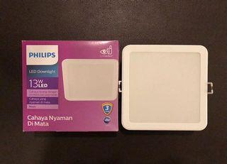 Philips LED downlight 13w