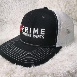 Prime Turbine Parts Trucker Cap Hat
