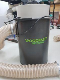 Woodfast dust extractor