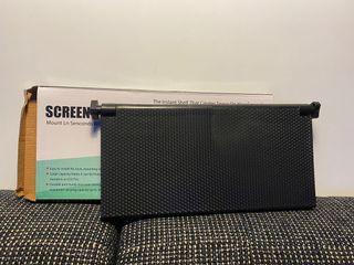 電視收納架 tv爆款Screen Caddy 置物架 screen top shelf