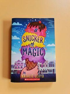 A Snicker of Magic by Natalie Lloyd (Book)