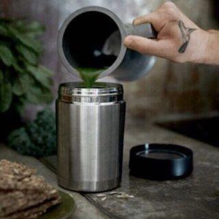 IKEA EFTERFRÅGAD 不鏽鋼食物真空保溫罐