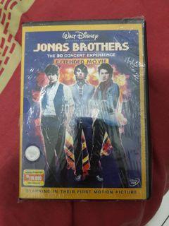 Kaset dvd original segel