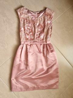 Midi dress, cute dress