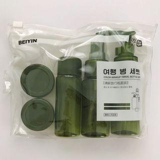 Travel Bottle Set
