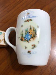 全新 彼得兔 比得兔 Peter Rabbit 茶杯 水杯 馬克杯
