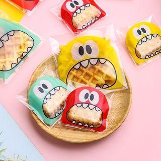 🆕️ Assorted Sizes Kids Party Giveaways 40pcs Cookie Candy Souvenir Self Adhesive Plastics 🍪🍬
