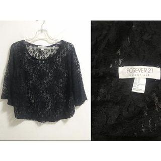 Blouse lace Forever 21